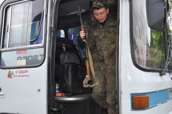 Николаевский спецназ отправился на Донбасс (ФОТО) (фото) - фото 5