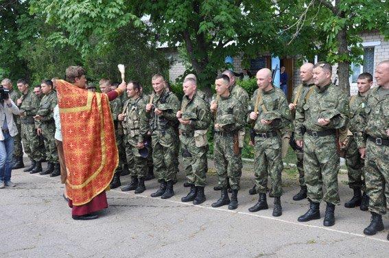Николаевский спецназ отправился на Донбасс (ФОТО) (фото) - фото 3