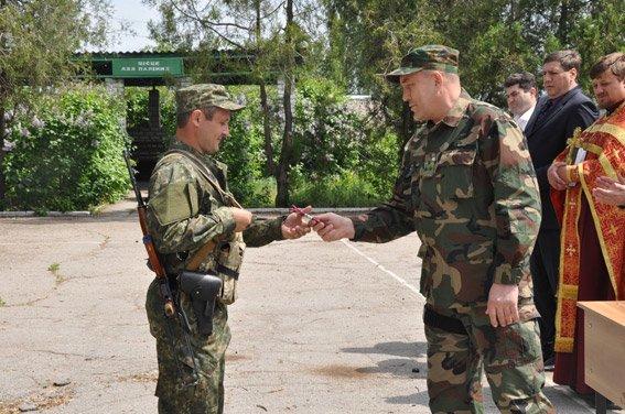 Николаевский спецназ отправился на Донбасс (ФОТО) (фото) - фото 1