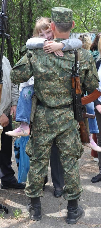 Николаевский спецназ отправился на Донбасс (ФОТО) (фото) - фото 4