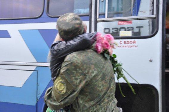 Николаевский спецназ отправился на Донбасс (ФОТО) (фото) - фото 6