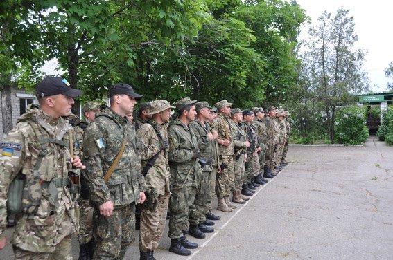 Николаевский спецназ отправился на Донбасс (ФОТО) (фото) - фото 7