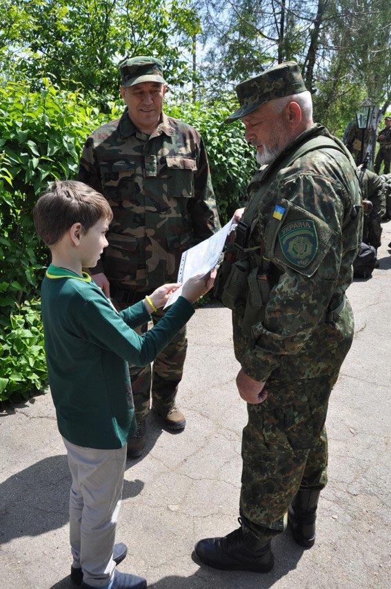 Николаевский спецназ отправился на Донбасс (ФОТО) (фото) - фото 2