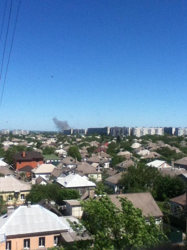 В Мариуполе на «Восточном» недалеко от блокпоста прогремел взрыв (ФОТО+ДОПОЛНЕНО), фото-2