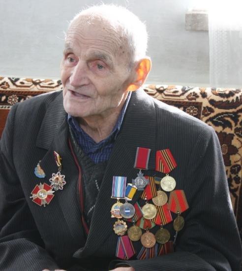 На 103м году ушёл из жизни легендарный кременчужанин - Иван Самокрик (фото) - фото 1