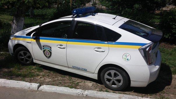 Милиционеры под Одессой оказались злостными нарушителями (ФОТОФАКТ) (фото) - фото 1
