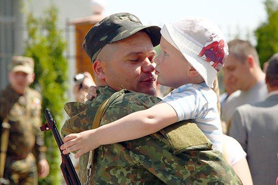Зі Сходу на Хмельниччину повернувся зведений міліцейський загін (ФОТО) (фото) - фото 5