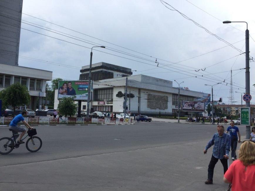 ДТП на перехресті вулиць Незалежності та Бандери (ФОТО), фото-6