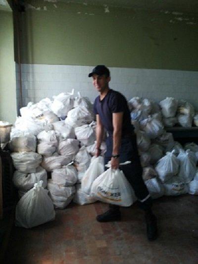 В Авдеевку доставили гуманитарную помощь от Рината Ахметова (ФОТО), фото-7