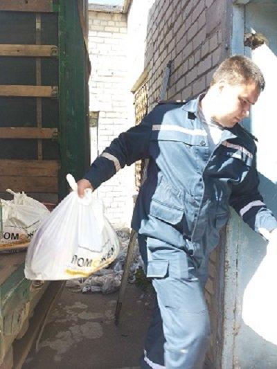 В Авдеевку доставили гуманитарную помощь от Рината Ахметова (ФОТО), фото-4
