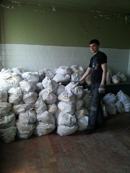 В Авдеевку доставили гуманитарную помощь от Рината Ахметова (ФОТО), фото-6
