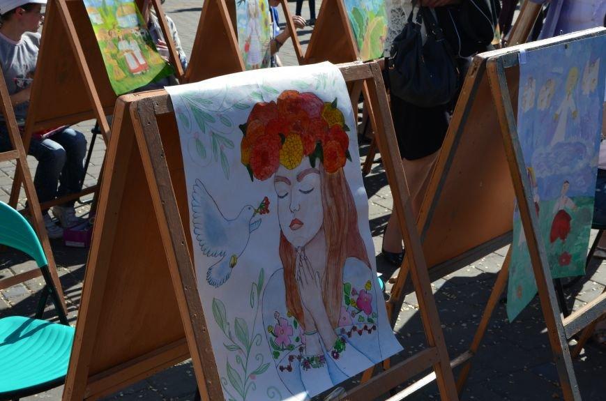 В Мариуполе отмечают День вышиванок (ФОТОРЕПОРТАЖ+ВИДЕО), фото-38