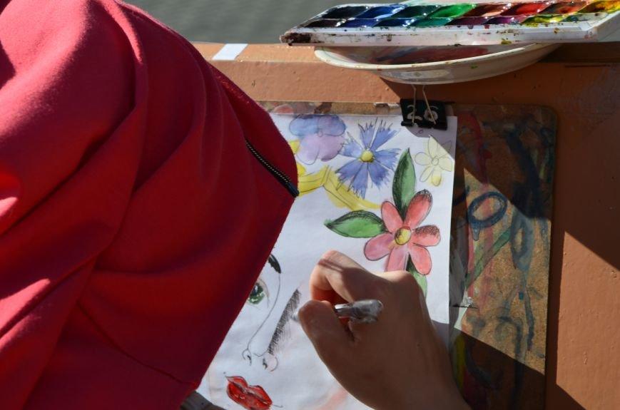 В Мариуполе отмечают День вышиванок (ФОТОРЕПОРТАЖ+ВИДЕО), фото-39