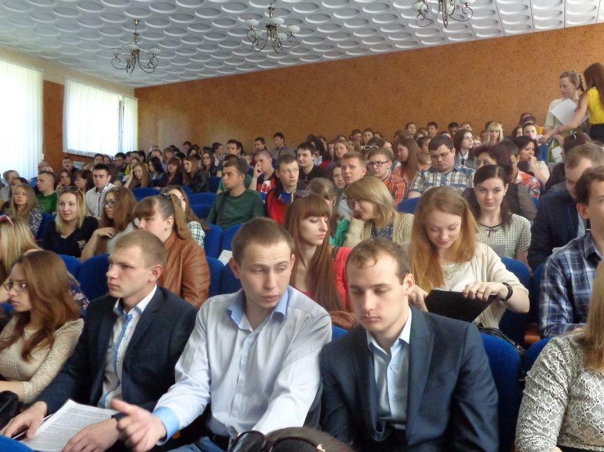 «Если вы есть - будьте первыми»: в Красноармейском индустриальном институте прошла научная конференция (фото) - фото 1