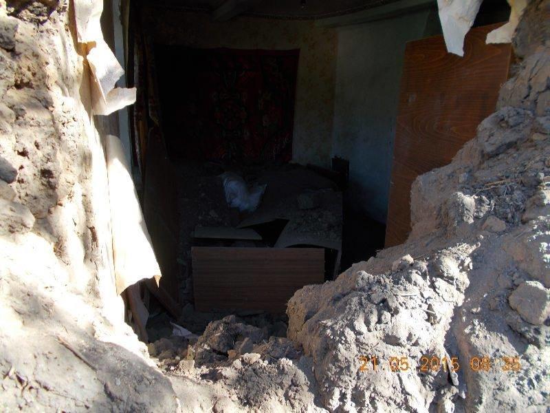 Вчерашний обстрел старой части Авдеевки (ФОТО), фото-5