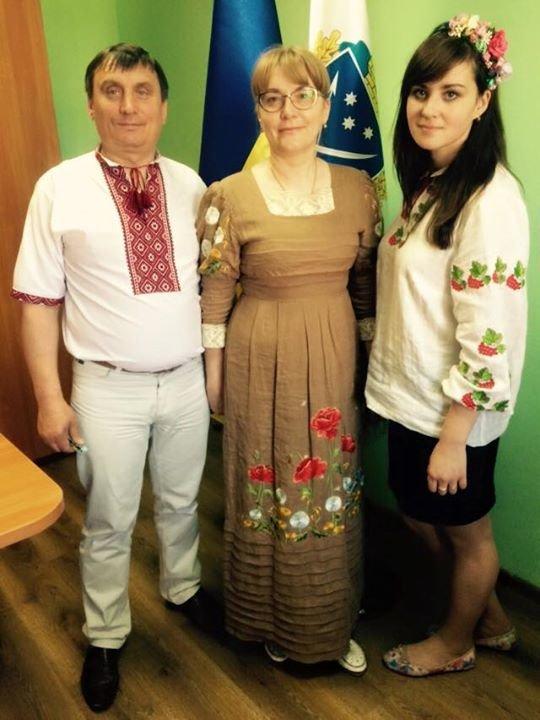 Днепропетровские политики надели вышиванки (ФОТО), фото-4