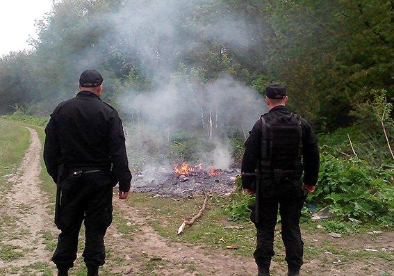 У Хмельницькому спалили наркотиків на 1,5 мільйони гривень (фото) - фото 2