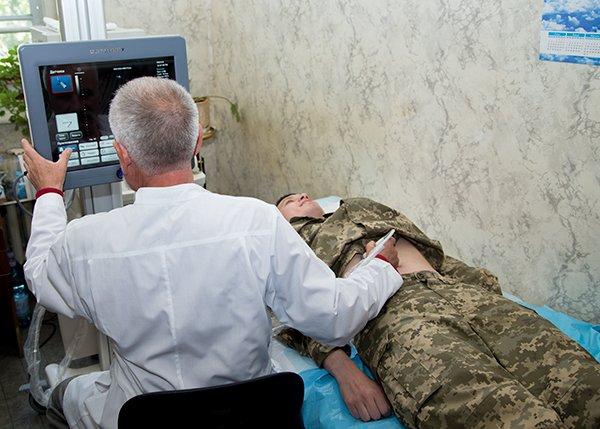 Днепропетровский военный госпиталь получил современный экспертный аппарат УЗИ (ФОТО) (фото) - фото 1