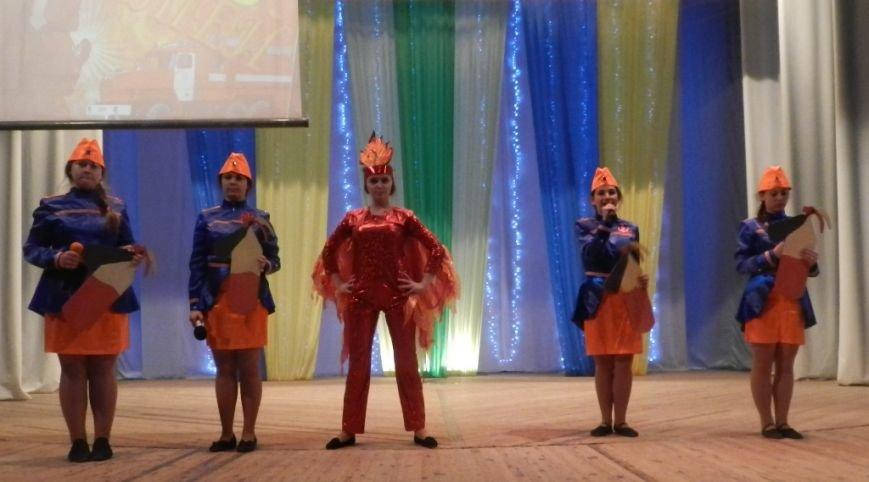 Херсонские победители фестиваля юных пожарных (фото) - фото 3