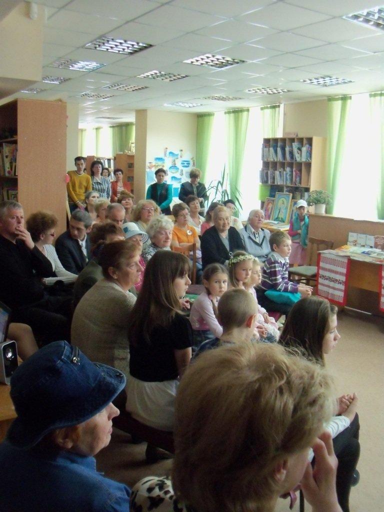 В херсонской библиотеке прошел праздник «Моя сім'я, моя родина в житті і долі України» (фото), фото-6