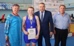 На Херсонщине завершился чемпионат Украины по вольной борьбе