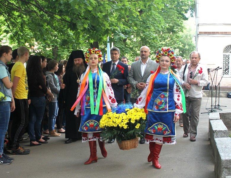У Полтаві вшанували Симона Петлюру (ФОТО), фото-1
