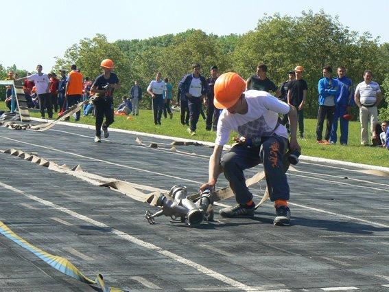 Нещодавно відбулися змагання з пожежно-прикладного спорту (ФОТО) (фото) - фото 3