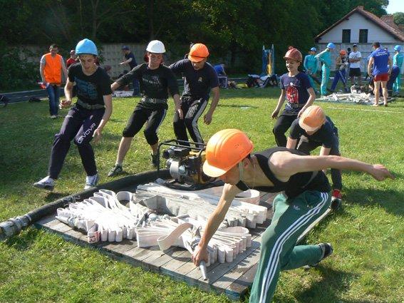 Нещодавно відбулися змагання з пожежно-прикладного спорту (ФОТО) (фото) - фото 10