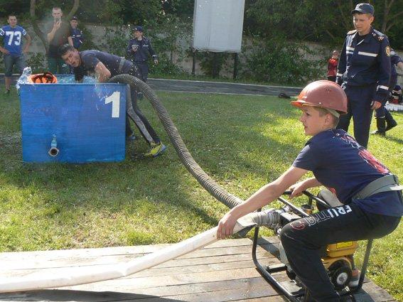 Нещодавно відбулися змагання з пожежно-прикладного спорту (ФОТО) (фото) - фото 11