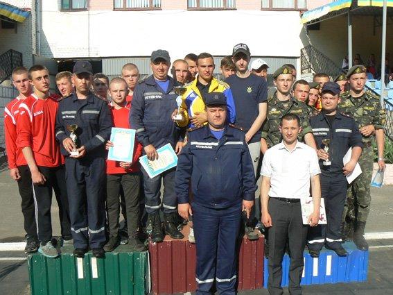 Нещодавно відбулися змагання з пожежно-прикладного спорту (ФОТО) (фото) - фото 12