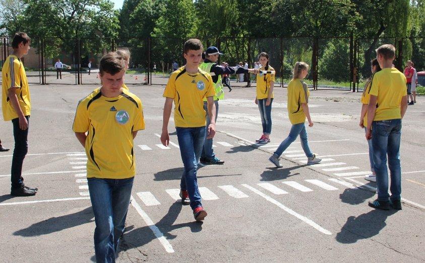 У Житомирі відбувся зліт юних інспекторів руху з усієї області, фото-3