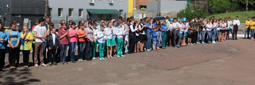 У Житомирі відбувся зліт юних інспекторів руху з усієї області, фото-1