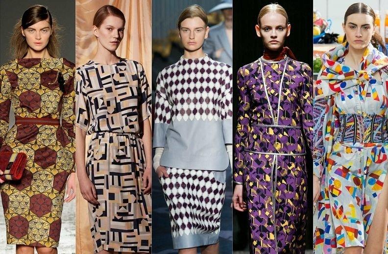 Какие принты модны в этом сезоне весна - лето 2015? (фото) - фото 2
