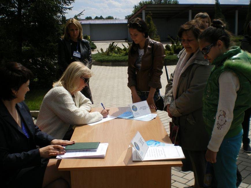 Димитровский центр занятости провел ярмарку вакансий и услуг (ФОТО) (фото) - фото 3