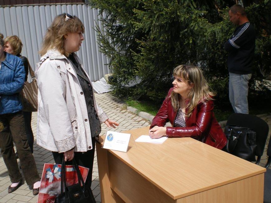 Димитровский центр занятости провел ярмарку вакансий и услуг (ФОТО) (фото) - фото 2