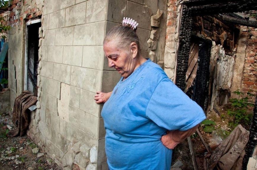 Полтавка благає про допомогу: чотири роки вона живе у напівзруйнованому будинку (фото) - фото 2