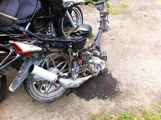 В результаті дорожньо-транспортної пригоди на Прикарпатті загтнуло двоє підлітків (ФОТО) (фото) - фото 2