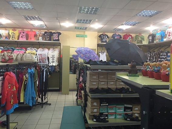 В Днепродзержинске изъяли фальсифицированную одежду на сумму 100 тыс. грн. (фото) - фото 1