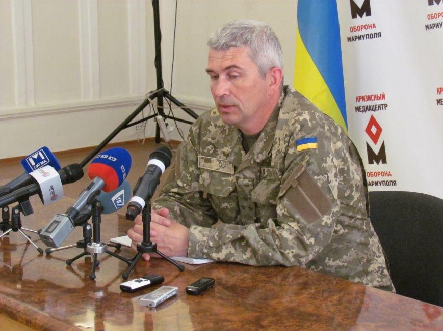 Заместитель руководителя сектора «М» рассказал, почему «ДНР» стреляет на Мариупольском направлении (ФОТО), фото-3