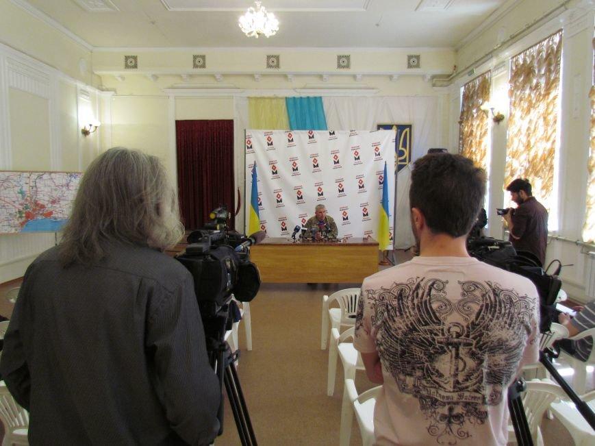 Заместитель руководителя сектора «М» рассказал, почему «ДНР» стреляет на Мариупольском направлении (ФОТО), фото-1