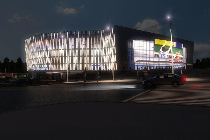 В Белгороде началось строительство многофункционального спортивного центра (фото) - фото 2