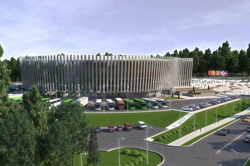 В Белгороде началось строительство многофункционального спортивного центра (фото) - фото 1