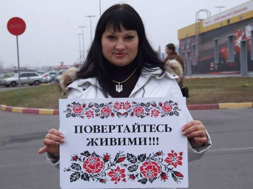 «Дикая» Яна Червоная: женщина, которую боится «Айдар», фото-12