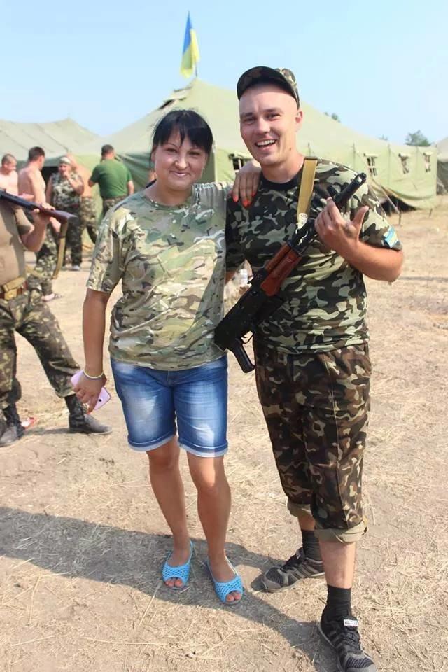 «Дикая» Яна Червоная: женщина, которую боится «Айдар», фото-6
