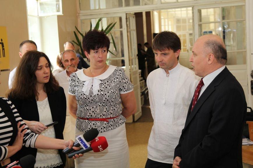 Днепропетровску подарили аппарат УЗИ почти за 43 тысячи долларов (ФОТО), фото-1
