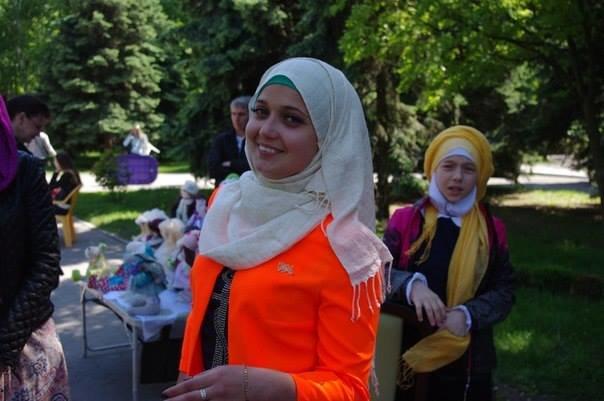 Мусульмане Кременчуга приняли участие в фестивале «Любимый город разных людей» (ФОТО), фото-4