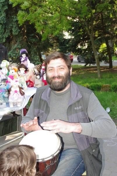 Мусульмане Кременчуга приняли участие в фестивале «Любимый город разных людей» (ФОТО), фото-2