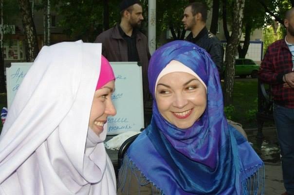 Мусульмане Кременчуга приняли участие в фестивале «Любимый город разных людей» (ФОТО), фото-6