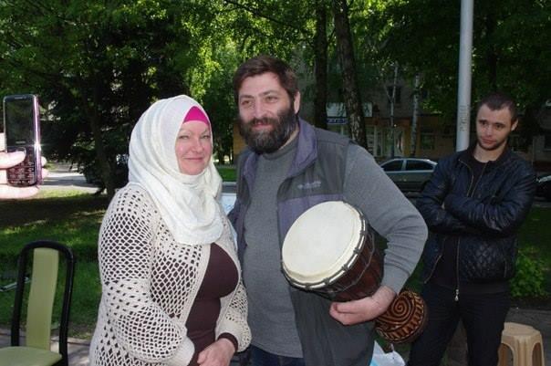 Мусульмане Кременчуга приняли участие в фестивале «Любимый город разных людей» (ФОТО), фото-7
