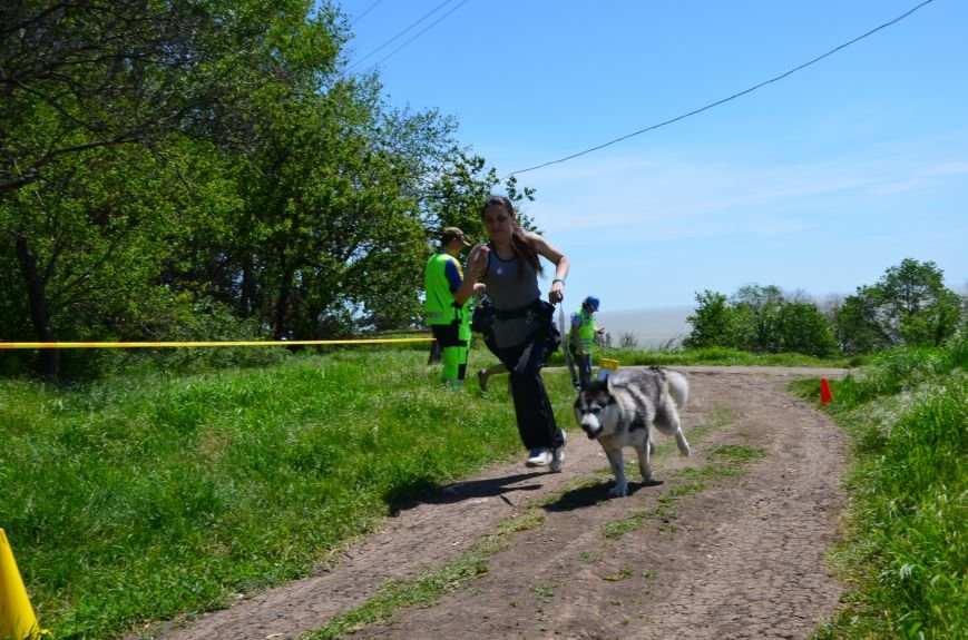 В Мариуполе владельцы собак устроили забег в Приморском парке (ФОТОРЕПОРТАЖ), фото-23